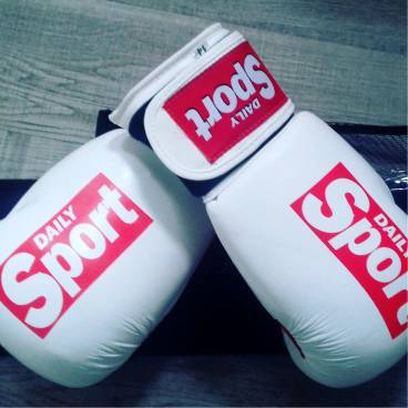 DAILY SPORT | Boxing Gloves | 14oz Leather Gloves